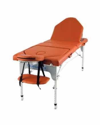 table_de_massage_aluminium_double_dossier_inclinable_automate_confort