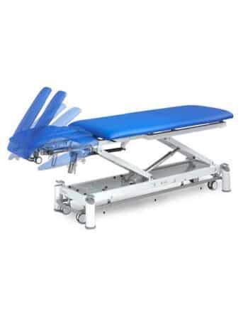 Table-electrique-2plans-accoudoirs-pivotants-double-sens-inclinaison-automate-confort