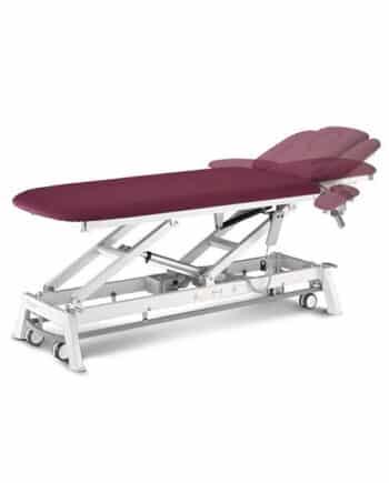 Table-electrique-2plans-accoudoirs-pivotants-tetiere-proclive-declive-automate-confort