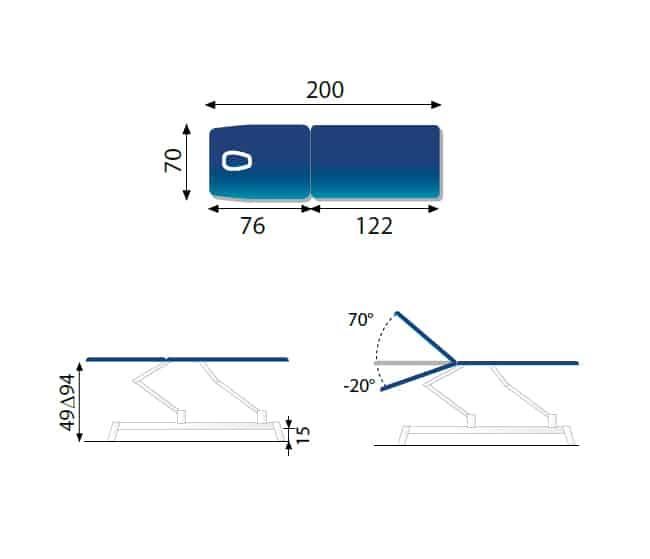 Confort-chaga2n-Table-electrique-2plans-automate-confort