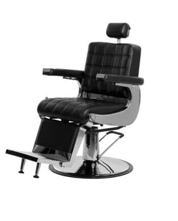 Fauteuil barbier hydraulique giratoire